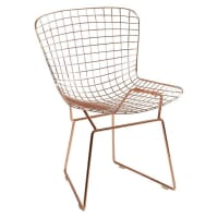 AmalfiTribeca Copper Occasional Chair