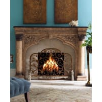 Ambella HomeArched Fireplace Screen