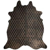 Amigos De HoyArlequin Hide - Black Base3m2 - Black with Copper
