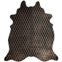 Amigos De HoyArlequin Hide - Black Base4m2 - Black with Copper