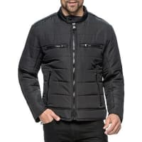 Andrew MarcBelknap Quilted Moto Jacket - Compare at $250