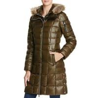 Andrew MarcLindsay Fur Trim Down Coat