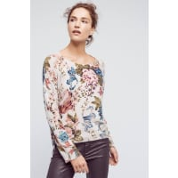 Angel of the NorthWinter Bouquet Pullover