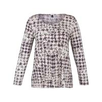 Anna AuraRundhals-Shirt Anna Aura mehrfarbig