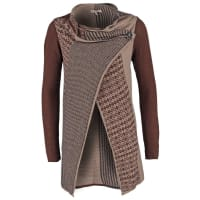 Anna FieldStrickjacke mottled brown