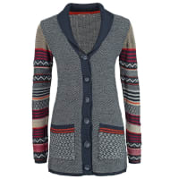 Anna FieldCardigan grey melange