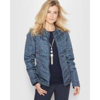 Anne WeyburnLett quiltet, vendbar jakke