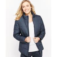 Anne WeyburnQuiltet jakke, teflonbehandlet