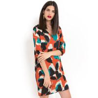Laura ClémentMønstret kjole