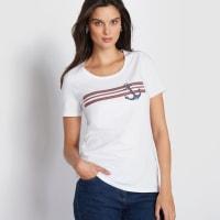 Anne WeyburnT-shirt, pur coton peigné.LIVRAISON GRATUITE à partir de 49EUR
