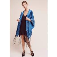 AnthropologieAiko Velvet Kimono