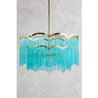 AnthropologieArched Waterfall Chandelier