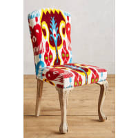 AnthropologieMarialle Ikat Dining Chair