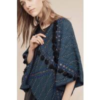 BlankQuilted Sequin Kimono