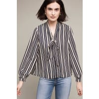 Eri + AliStriped Marzena Blouse