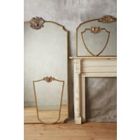 AnthropologieWooded Manor Mirror