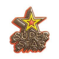 Anya HindmarchSuper Star Sticker for Handbag