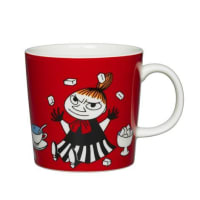 ArabiaLittle My Moomin mug red