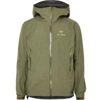 Arcteryx VeilanceBeta Sl Gore-tex Jacket - Sage green