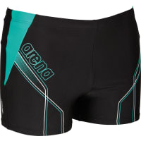 ArenaCruzeiro - Maillot de bain Homme - noir/Multicolore 4 Shorts de bain