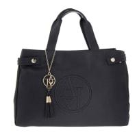 Armani JeansTasche - Shopping Bag Tassle Blu - in blau - Umhängetasche für Damen