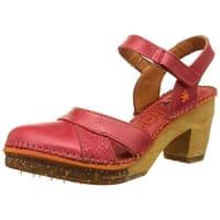ArtAMSTERDAM Damen Geschlossene Sandalen mit Blockabsatz