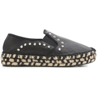 AshSlip on Sneakers for Women On Sale in Outlet, Black, Leather, 2016, 5 8