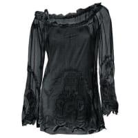 Ashley Brooke by HeineNU 15% KORTING: Kanten blouse