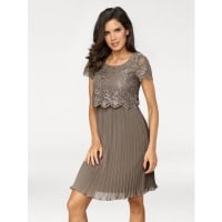 Ashley Brooke by HeineNU 15% KORTING: Kanten jurk