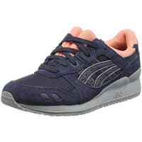 AsicsGel-Lyte Iii, Sneakers Basses femme - Blue (India Ink/India Ink), 37 EU