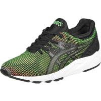 AsicsGel Kayano Trainer Evo Running Schuhe grün rot grün rot