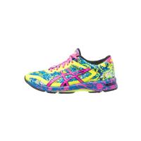 AsicsGELNOOSA TRI 11 Hardloopschoenen lichtgewicht safety yellow/hot pink/electric blu
