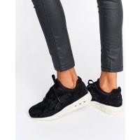 AsicsGt Cool Xpress - Sneaker aus Wildleder - Schwarz
