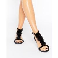 AsosFOLA Flat Sandals