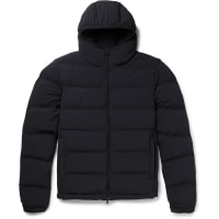 AspesiSlim-fit Quilted Shell Down Jacket - Navy