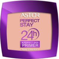 AstorMake-up Teint Perfect Stay 24hH Powder + Perfect Skin Primer Nr. 302 Deep Beige 7 g