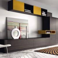 AtyliaMeuble TV design mural Ellio ATYLIA Editions