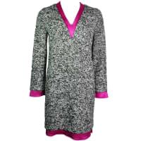 BalenciagaMulti Color Wool Blend Knit Dress