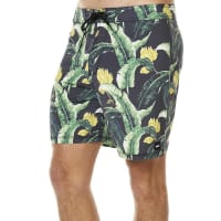 BanksBanana Mens Boardshort Black