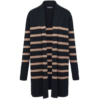 BaslerCardigan in 100% new milled wool from Basler multicoloured