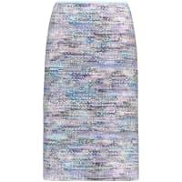 BaslerJersey skirt from Basler multicoloured