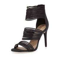 BcbgmaxazriaPex Strappy Sandal, Black