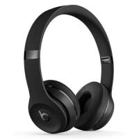 Beats By DreBlack Beats Solo 3 On-Ear Wireless Headphones
