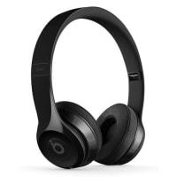 Beats By DreGloss Black Beats Solo 3 On-Ear Wireless Headphones