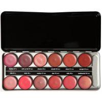 Beauty is LifeMake-up Lippen Lipstick Profi Set - Classic Enthält folgende Lippenstiftfarben 01c, 07w-c, 27c, 32w, 35w-c, 46c, 47w-c, 50w-c, 51w-c, 52w-c, 54w-c, 59c 40 g