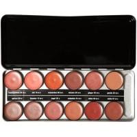 Beauty is LifeMake-up Lippen Lipstick Profi Set - Nude Enthält folgende Lippenstiftfarben 09w, 15w-c, 19w-c, 20c, 30w-c, 33w-c, 34w-c, 55w-c, 56w-c, 57w-c, 58w-c, 60w-c 40 g