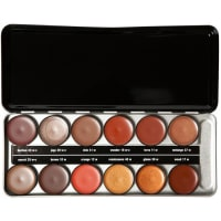 Beauty is LifeMake-up Lippen Lipstick Profi Set - Renaissance Enthält folgende Lippenstiftfarben 10w, 11w, 12w, 17w, 18w-c, 29w-c, 36w, 37w, 38w-c, 40w, 41w, 43w-c 40 g