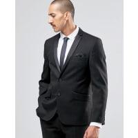 Ben ShermanCamden Super Skinny Dinner Suit Jacket - Black