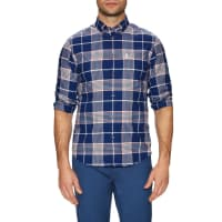 Ben ShermanCotton Plaid Sportshirt