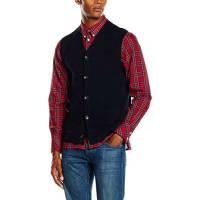 Ben ShermanHerren Sweatshirt Knitted Gilet